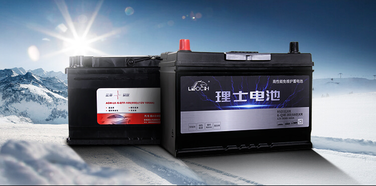 Automotive Battery Start-Stop Solution