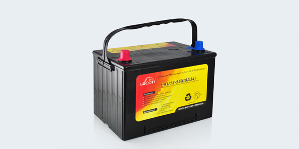 AGM Start Stop Automotive Battery Solution