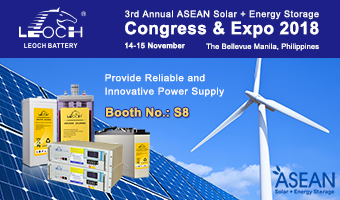 Leoch welcome you to Southeast Asia photovoltaic and energy storage conference and Exhibition